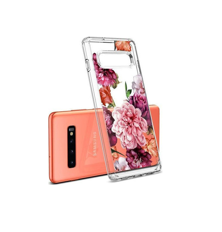 Θήκη Spigen Ciel για Samsung Galaxy S10 Plus G975 Rose Floral 606CS25788