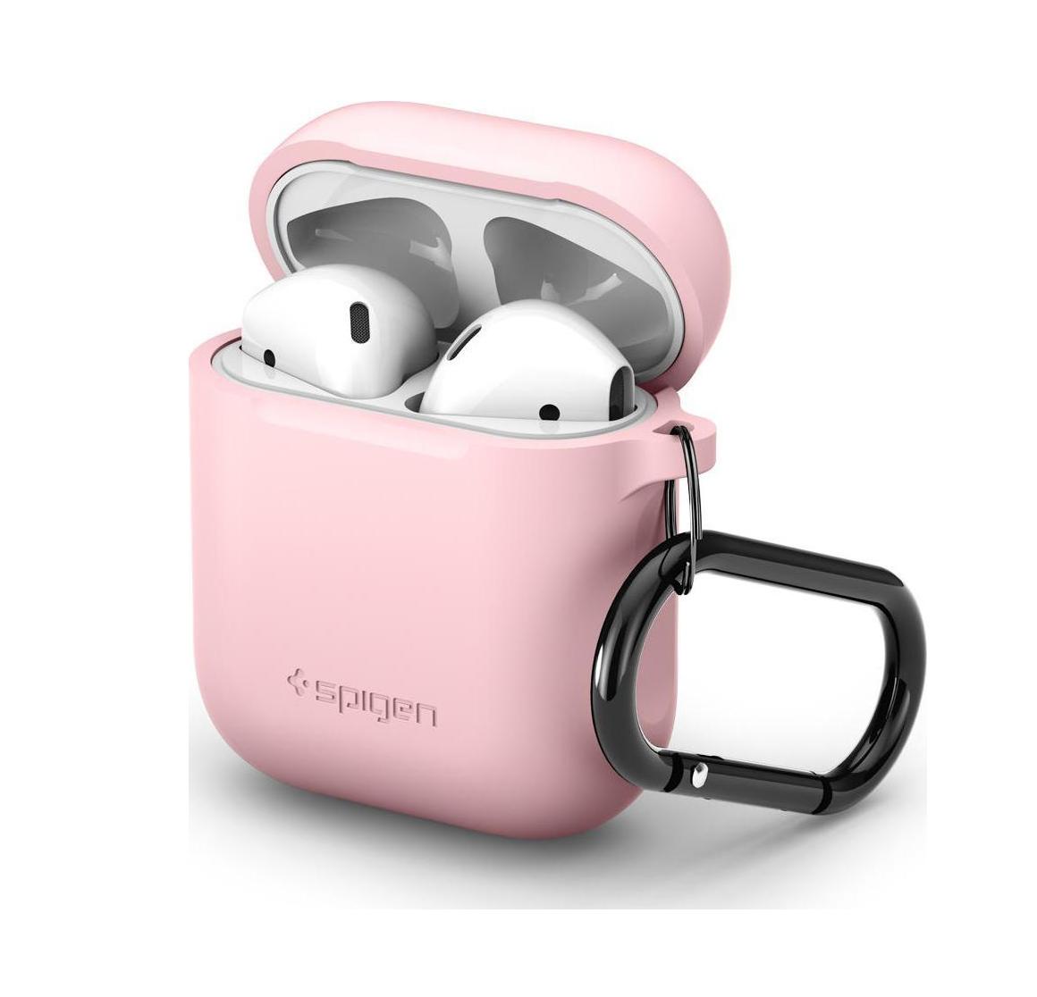 Θήκη Apple AirPods Silicone Case Pink 066CS24810