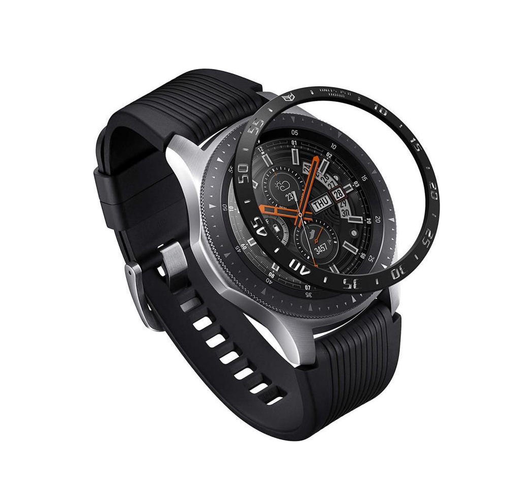 Ringke Bezel Ring για Samsung Galaxy Watch 46mm/Gear S3- Black RGSG0003