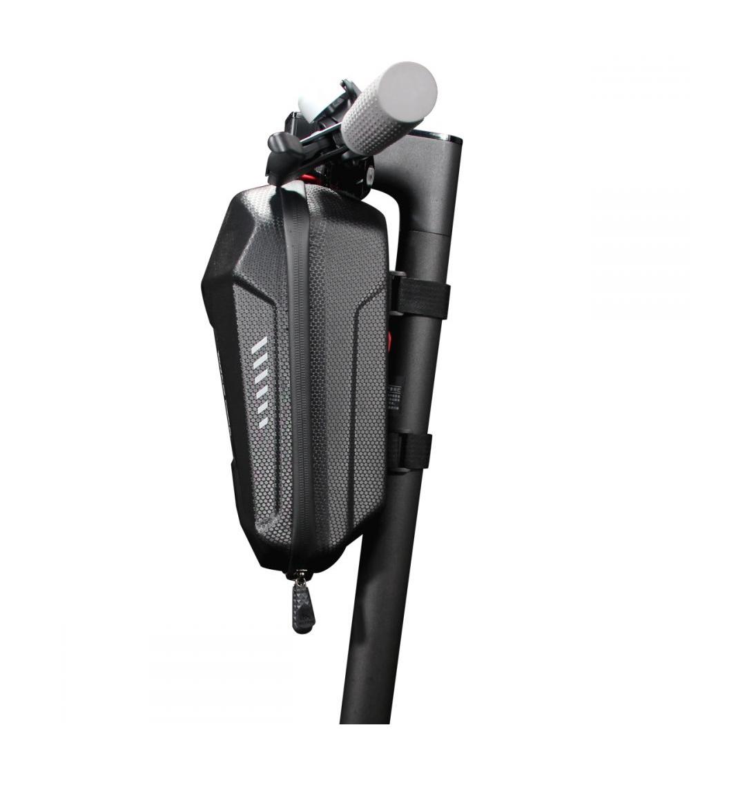 """Sakwa Wildman Hardpouch Τσάντα Αποθήκευσης για Xiaomi Scooter M365 / M365 Pro """"L"""" Black 5906735414523"""