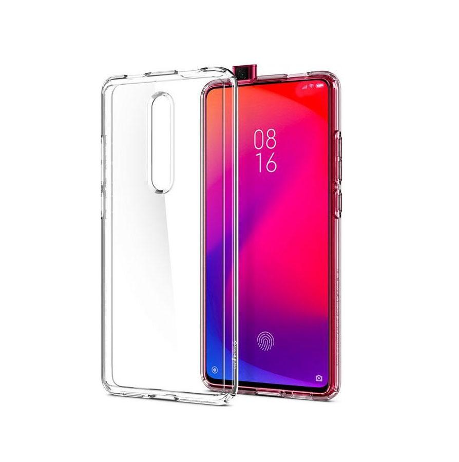 Θήκη Spigen Ultra Hybrid για Xiaomi Mi 9T / Mi 9T Pro Crystal Clear S53CS27303