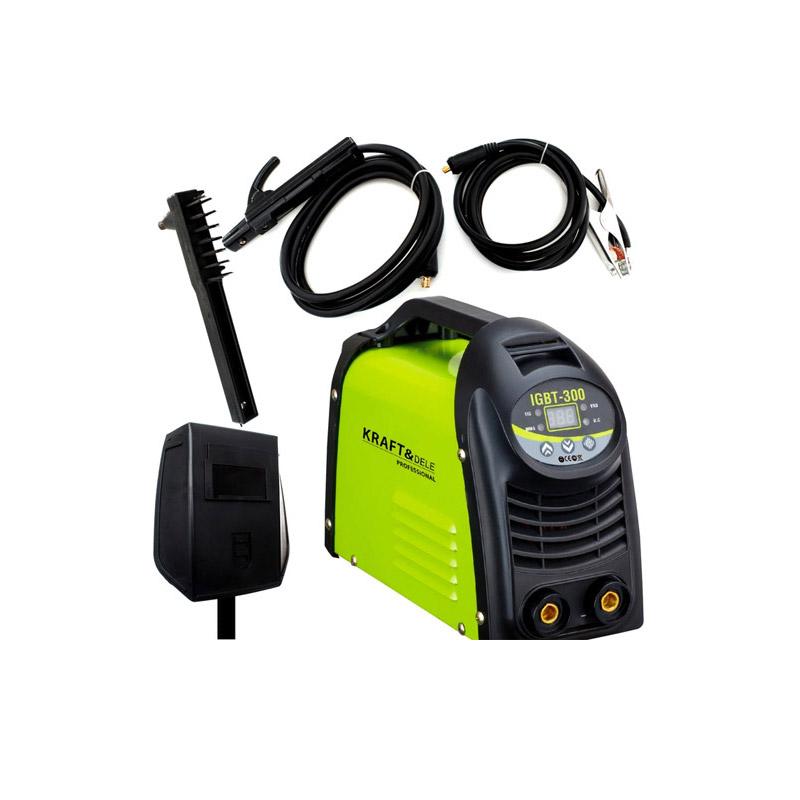 Ηλεκτροκόλληση Inverter 330A LCD MMA 230V Kraft&Dele KD-1847 - KD-1847