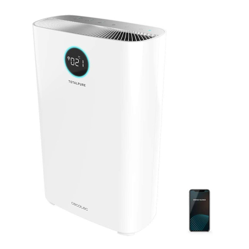 Καθαριστής Αέρα Cecotec TotalPure 2500 Connected CEC-05620 - CEC-05620