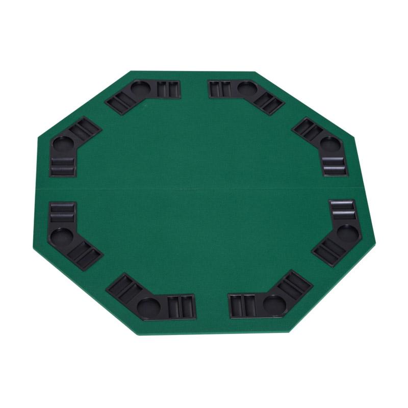 Πτυσσόμενη Επιφάνεια Τραπεζιού Πόκερ 1.2 m HOMCOM B8-0001 - B8-0001