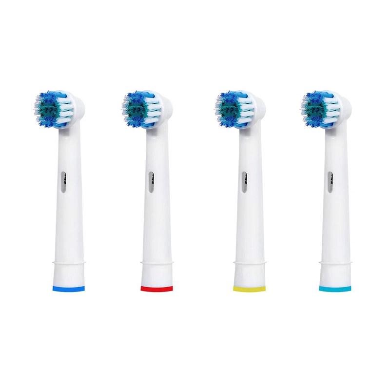 Συμβατά Ανταλλακτικά Βουρτσάκια για Οδοντόβουρτσες Oral-B 4 τμχ SPM DB7450 - DB7450