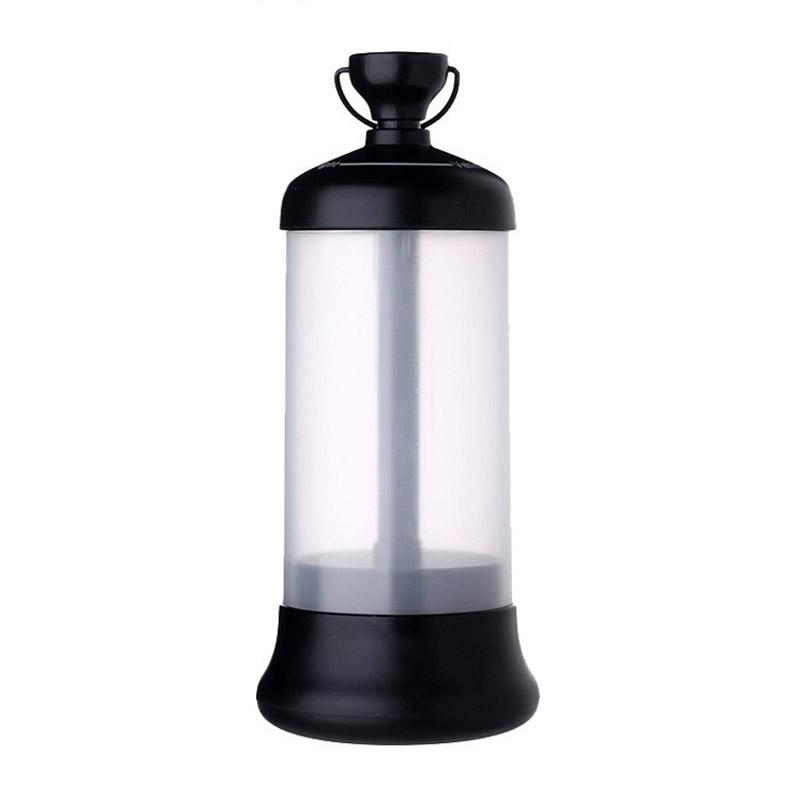 Φως Ασφαλείας για Οχήματα με Ισχυρή Μαγνητική Βάση Herzberg Χρώματος Μαύρο HG-5049 - HG-5049 Black