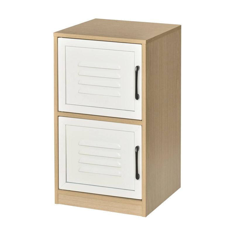Ξύλινο Έπιπλο Γραφείου με 2 Ντουλάπια 38.5 x 39 x 68 cm Vinsetto 924-019 - 924-019