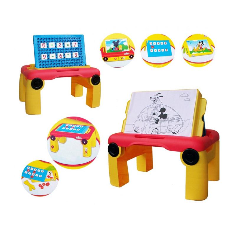 Παιδικό Τραπεζάκι Δραστηριοτήτων 2 σε 1 MWS2033 - Media Wave MWS2033