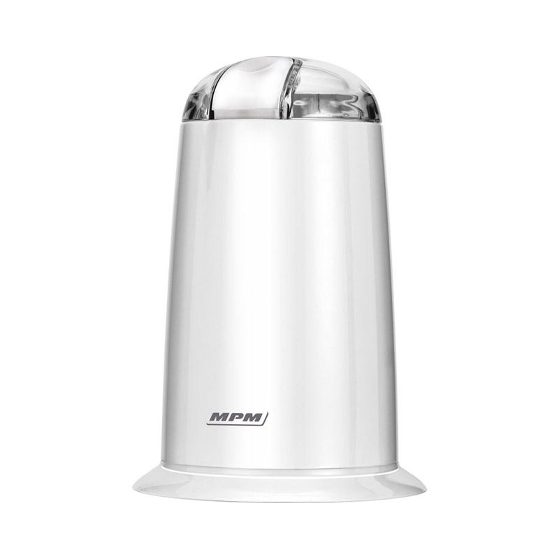 Ηλεκτρικός Μύλος Άλεσης Καφέ Χρώματος Λευκό MPM MMK-07 - MMK-07