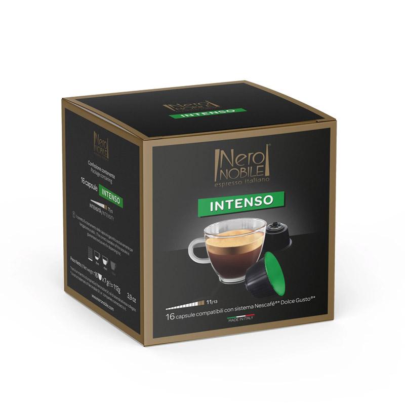 Κάψουλες Καφέ Neronobile Intenso - DG-NER Intenso