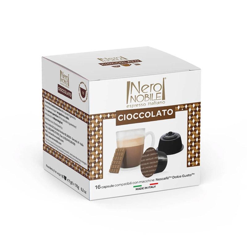 Ρόφημα Neronobile Cioccolata - DG-NER-SOL Choc