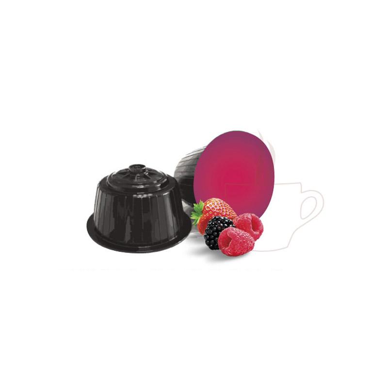 Κάψουλες Τσαγιού Φρούτα του Δάσους Neronobile - DG-NER TeaRFruit