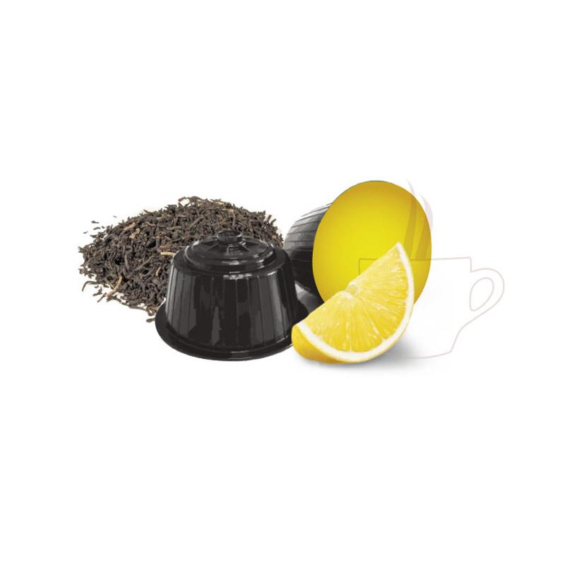 Κάψουλες Τσαγιού με Λεμόνι Neronobile - DG-NER TeaAllLem