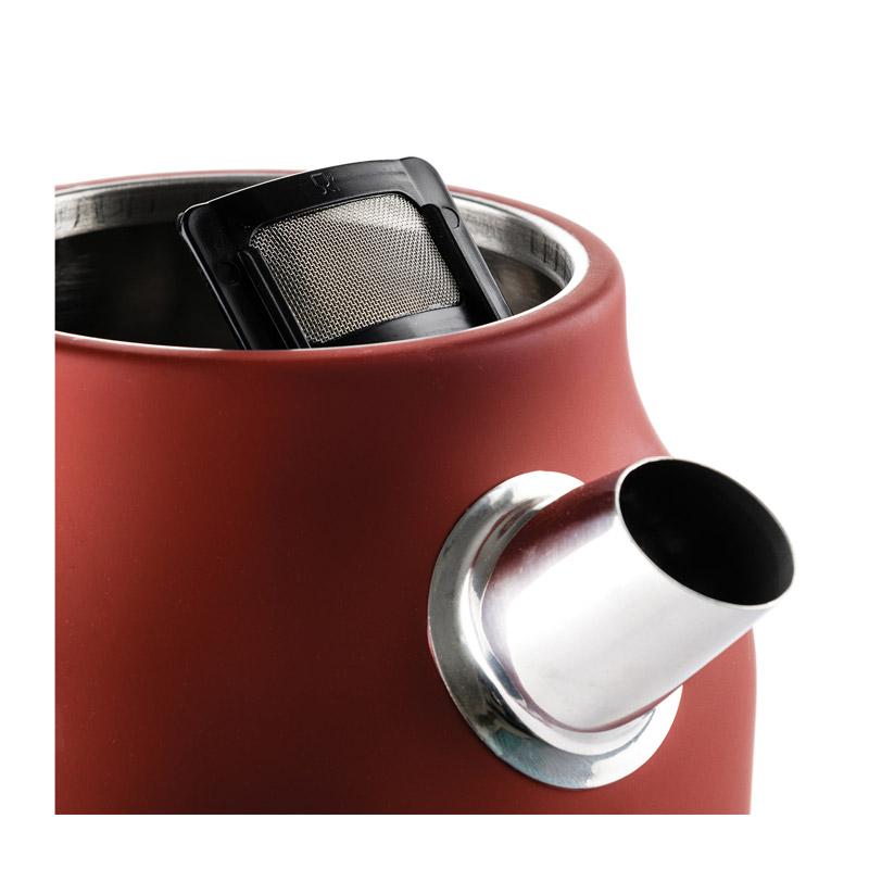 Ηλεκτρικός Βραστήρας 1.7 Lt Χρώματος Κόκκινο Westinghouse WKWKH148RD - WKWKH148RD