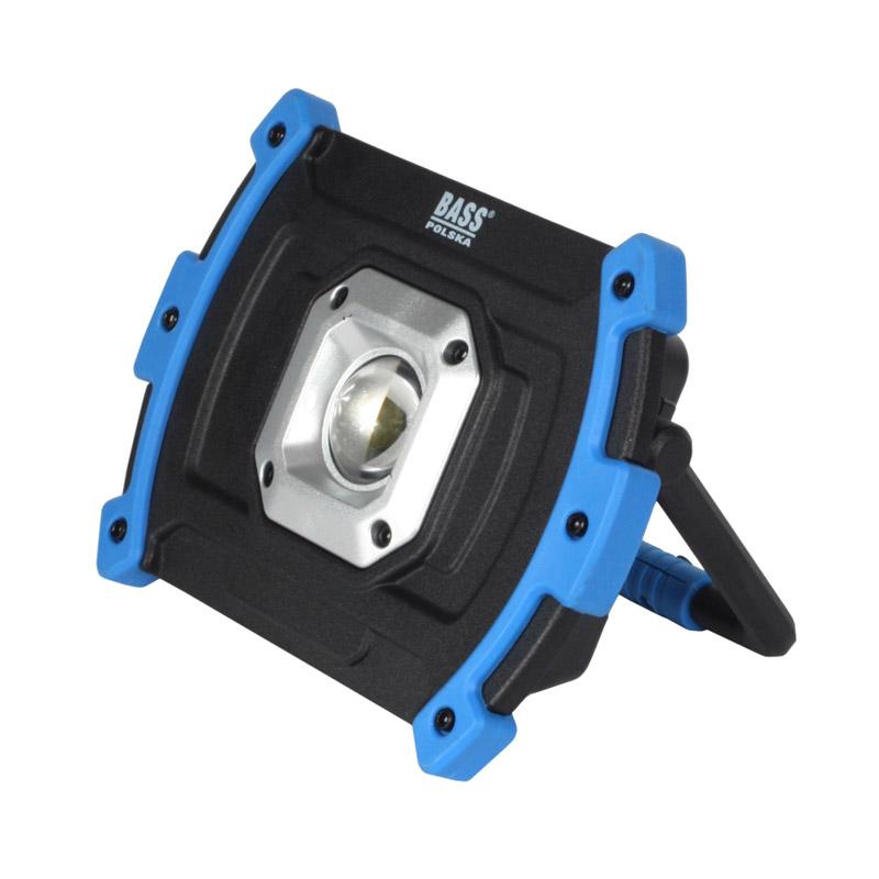 Επαναφορτιζόμενος Προβολέας LED με Θύρα USB 20 W 2000 lm Bass Polska BP-5907 - BP-5907