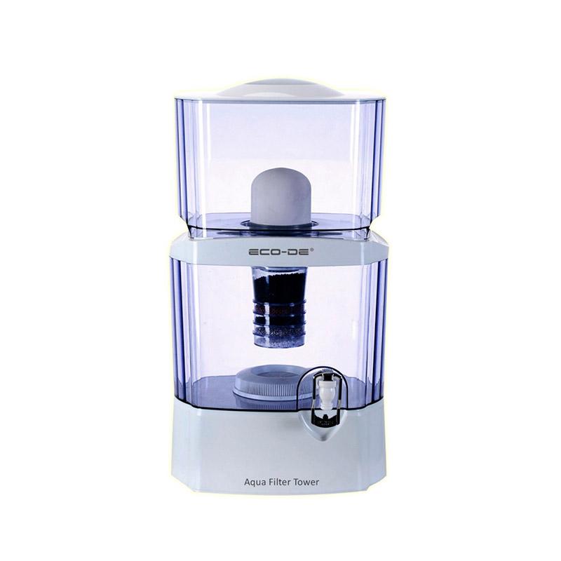 Καθαριστής νερού 24 Lt Aqua Filter Tower ECO-DE ECO-3150 - ECO-3150