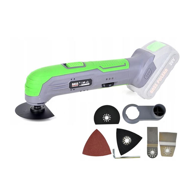 Πολυεργαλείο Χειρός Μπαταρίας 20 V Bass Polska BP-5805 - BP-5805