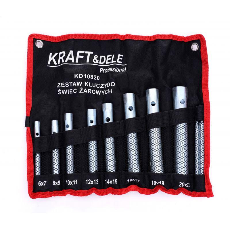 Σετ Καρυδάκια Προθερμαντήρων 10 τμχ Kraft&Dele KD-10820 - KD-10820