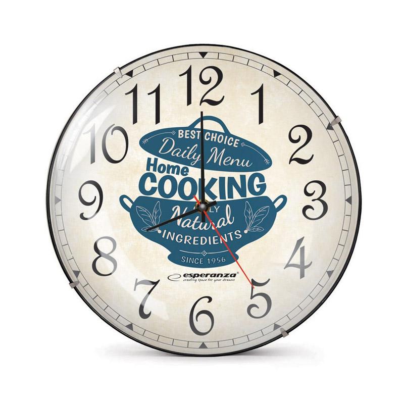 Ρολόι Τοίχου Esperanza Marseille EHC018M - EHC018M