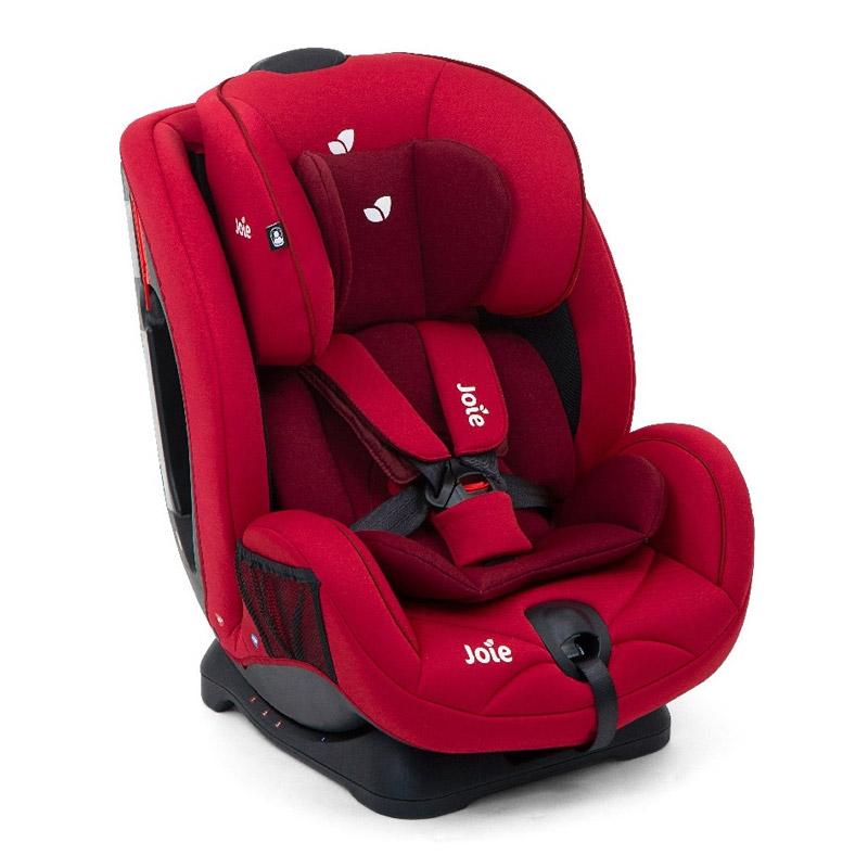 Βρεφικό - Παιδικό Κάθισμα Αυτοκινήτου Χρώματος Κόκκινο για Παιδιά 0-25 Kg Joie Stages Cherry C0925CHCHR000 - C0925CHCHR000