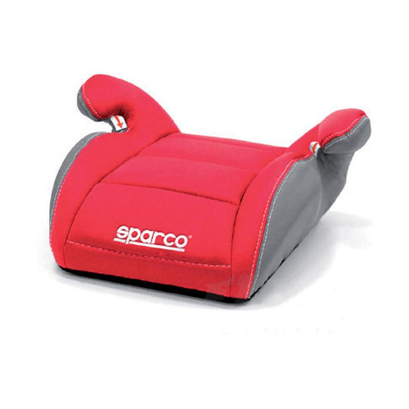 Παιδικό Κάθισμα Αυτοκινήτου Χρώματος Κόκκινο - Γκρι για Παιδιά 15-36 Kg Sparco Booster GR 2+3 00924RS - 00924RS