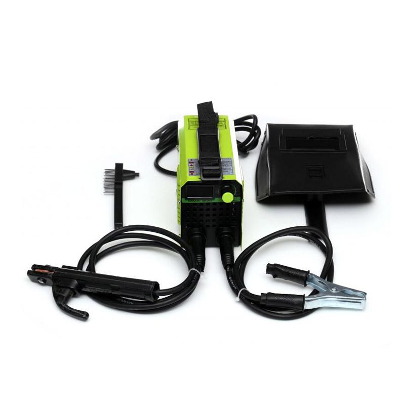 Ηλεκτροκόλληση Inverter IGBT PWM 300A 230V Χρώματος Πράσινο Kraft&Dele KD-1863 - KD-1863