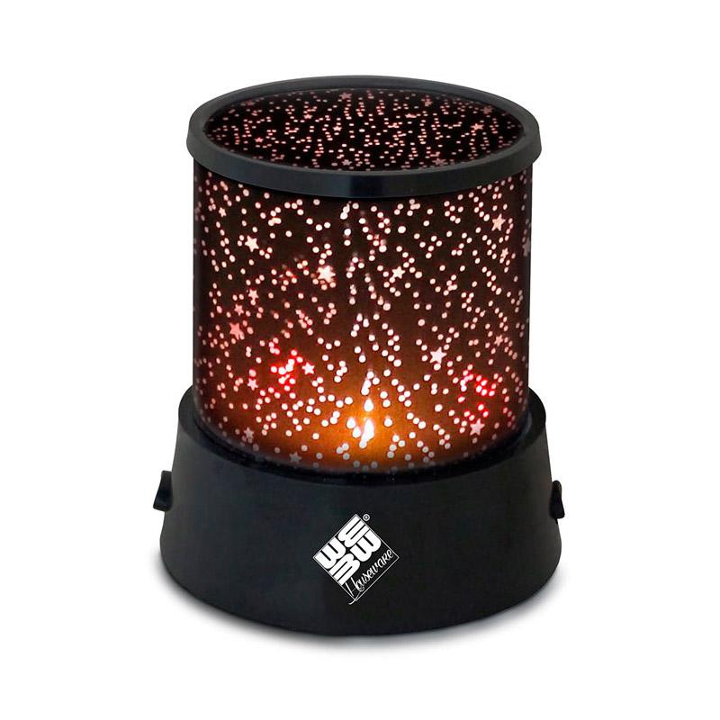 Επιτραπέζιο LED Φωτιστικό με Αστέρια GEM BN2227 - Gem BN2227
