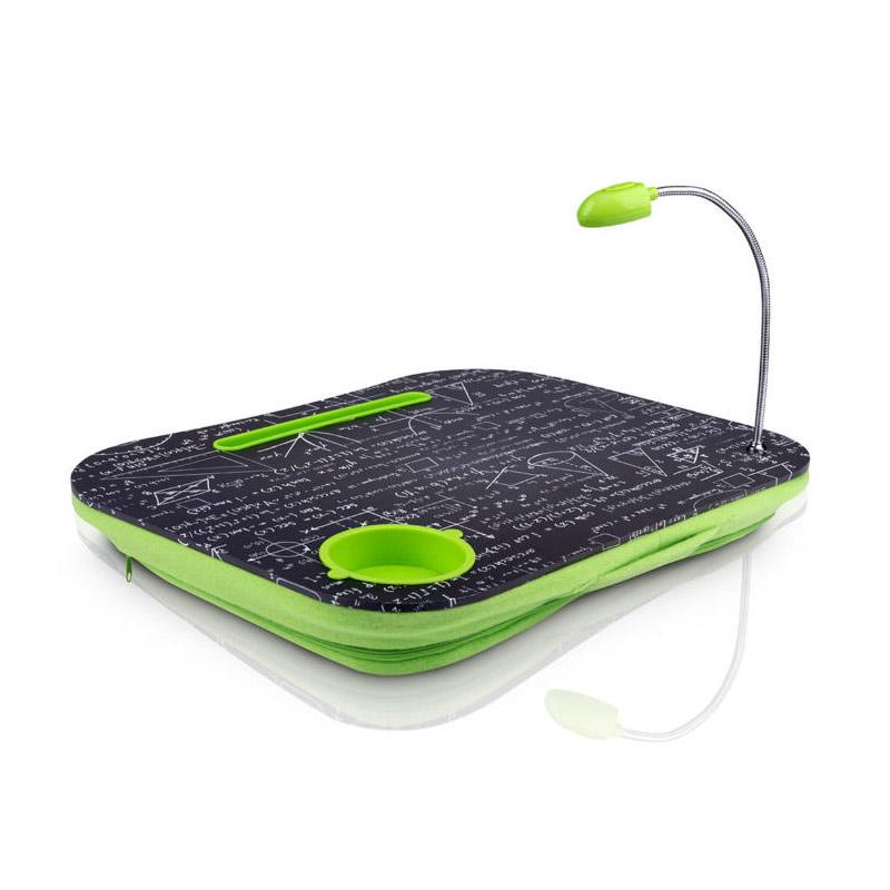 Βάση Laptop με Μαξιλάρι και LED Φωτισμό GEM BN1040 - Gem BN1040