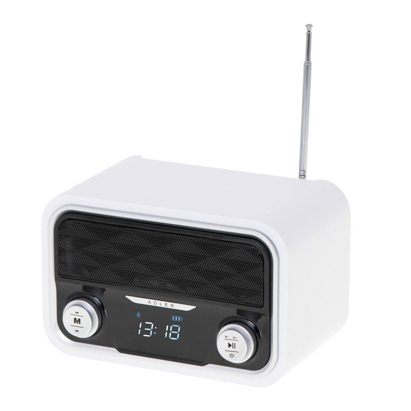 Ραδιορολόι με Bluetooth και MP3 Adler AD-1185 - AD-1185