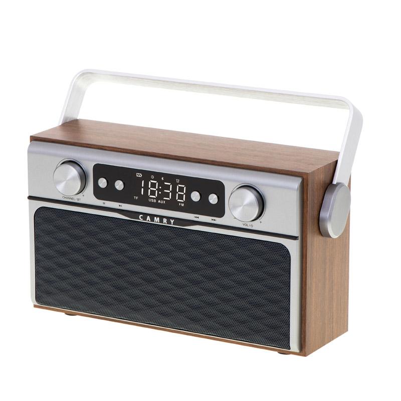 Ραδιορολόι με Bluetooth και MP3 Camry CR-1183 - CR-1183