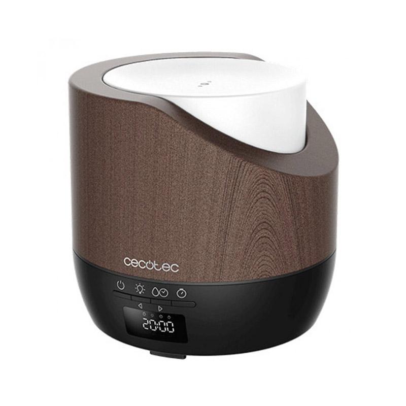 Ηλεκτρικός Διαχυτής Αρώματος και Υγραντήρας Cecotec Pure Aroma 500 Smart Black Woody CEC-05641 - CEC-05641