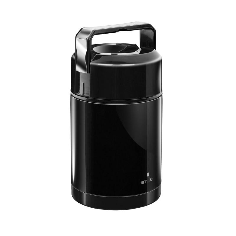 Θερμός Φιάλη Διπλού Τοιχώματος και Vacuum 1000 ml Smile STO-1/2 - STO-1/2
