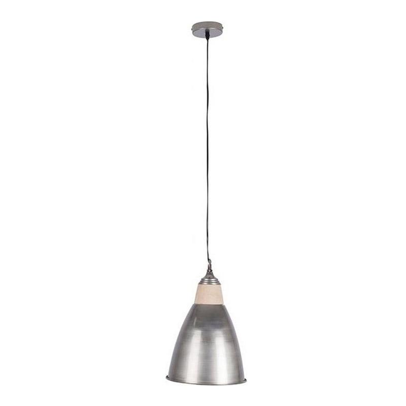 Κρεμαστό Μονόφωτο Φωτιστικό Οροφής από Ξύλο και Μέταλλο E27 25 W Grundig 10413 - 10413