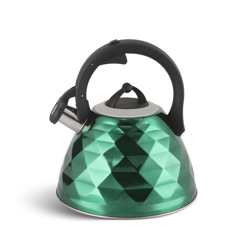 Βραστήρας Νερού - Τσαγερό 3 Lt Χρώματος Πράσινο Edenberg EB-8821 - EB-8821-GREEN