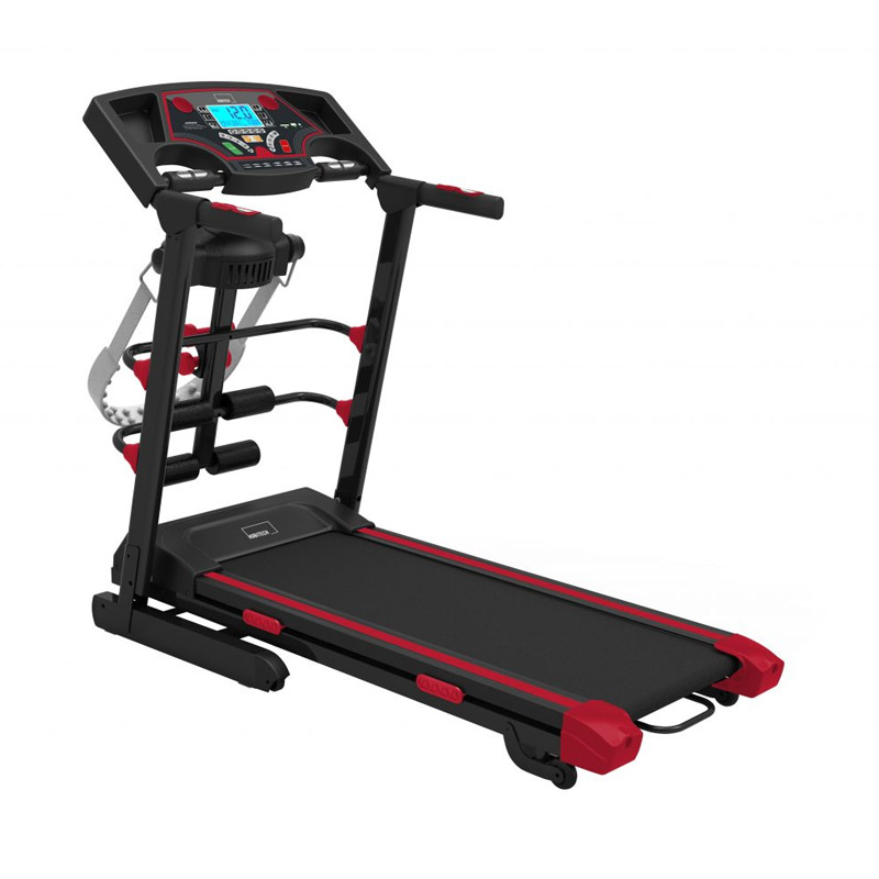 Ηλεκτρικός Πολυλειτουργικός Αναδιπλούμενος Διάδρομος Γυμναστικής Hobitech 8436561061662 - 8436561061662