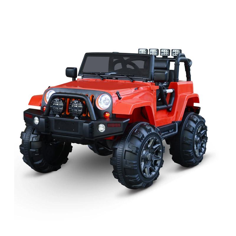 Ηλεκτροκίνητο Παιδικό Αυτοκίνητο με Τηλεχειριστήριο HOMCOM 370-042RD - 370-042RD