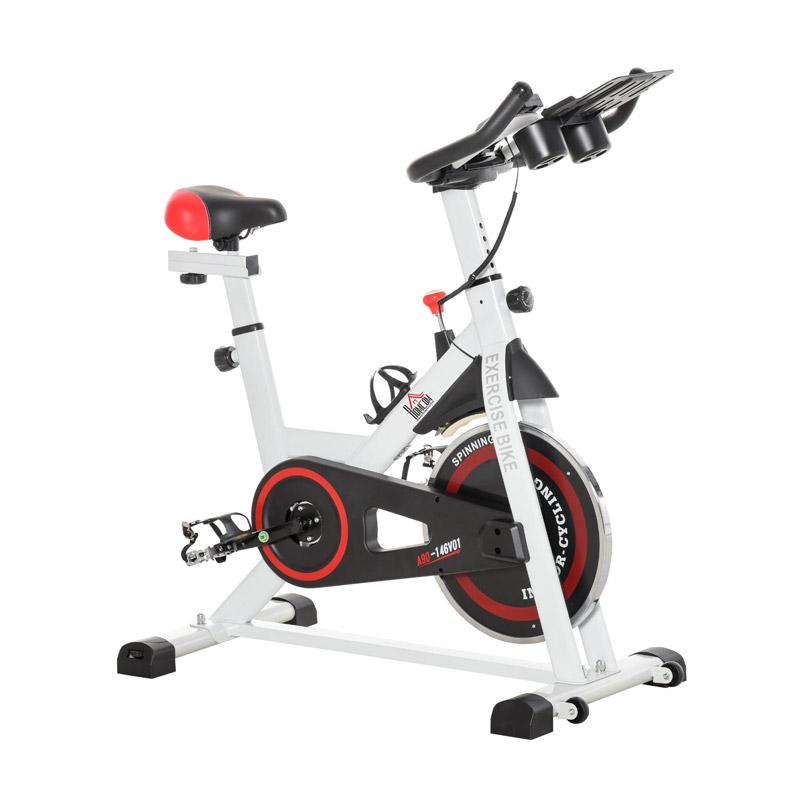 Ποδήλατο Γυμναστικής Spinning HOMCOM A90-146V01 - A90-146V01