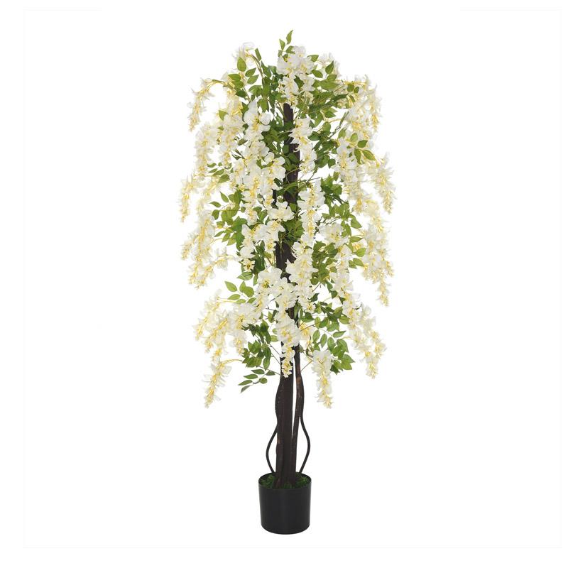 Τεχνητό Φυτό Wisteria 165 cm Outsunny 844-346 - 844-346