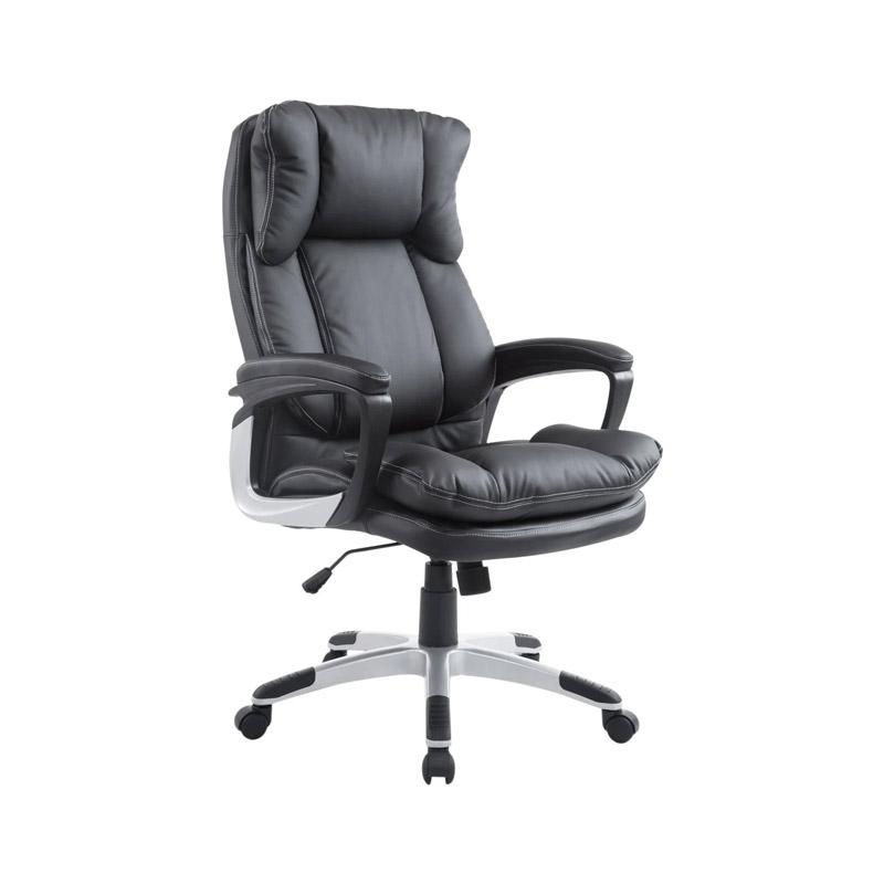 Καρέκλα Γραφείου 71 x 66 x 110-120.5 cm HOMCOM 921-051BK - 921-051BK