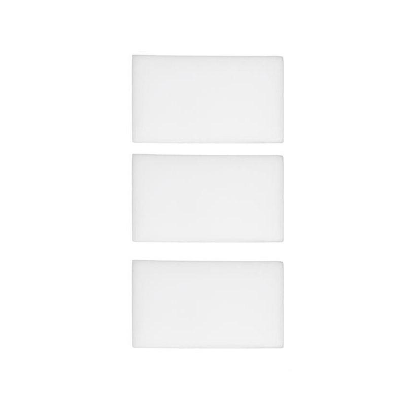 Σετ Σφουγγάρια Καθαρισμού 6.5 x 11.5 x 3 cm 3 τμχ JE CHERCHE UNE IDEE ME2138 - ME2138