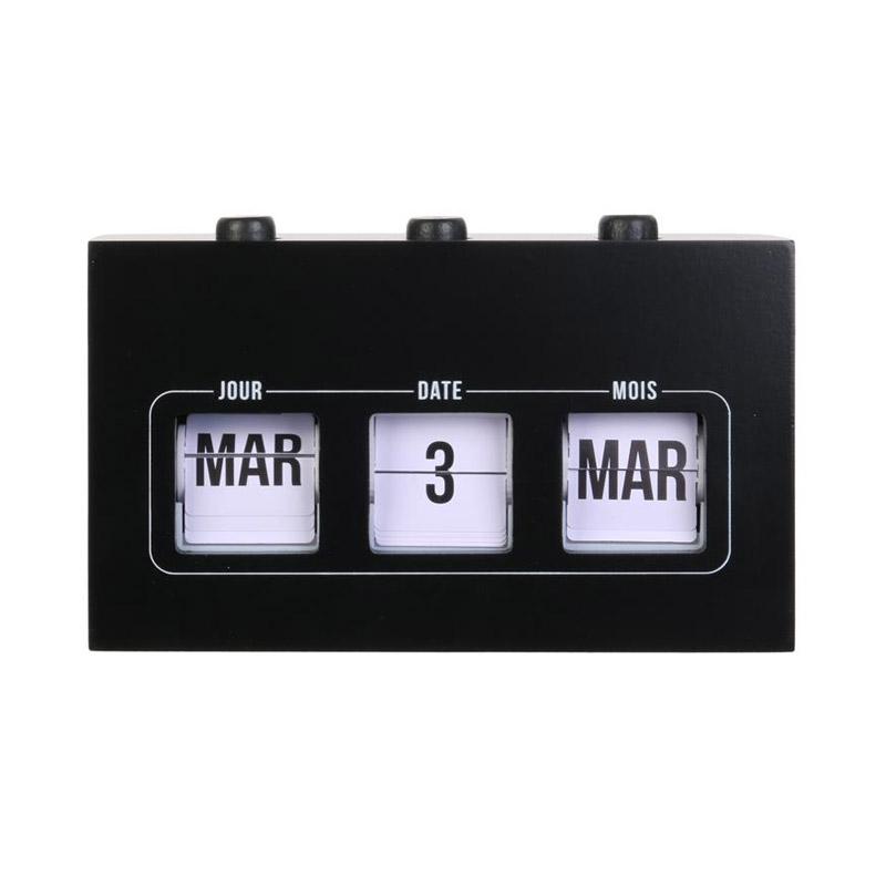 Επιτραπέζιο Ημερολόγιο Flip 19.5 x 11.5 x 6.5 cm The Concept Factory MO1312 - MO1312