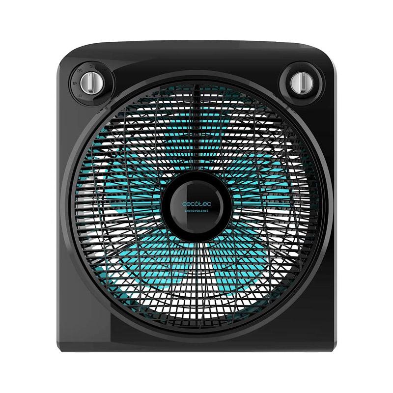 Ανεμιστήρας Δαπέδου Cecotec EnergySilence 6000 PowerBox Χρώματος Μαύρο CEC-05929 - CEC-05929