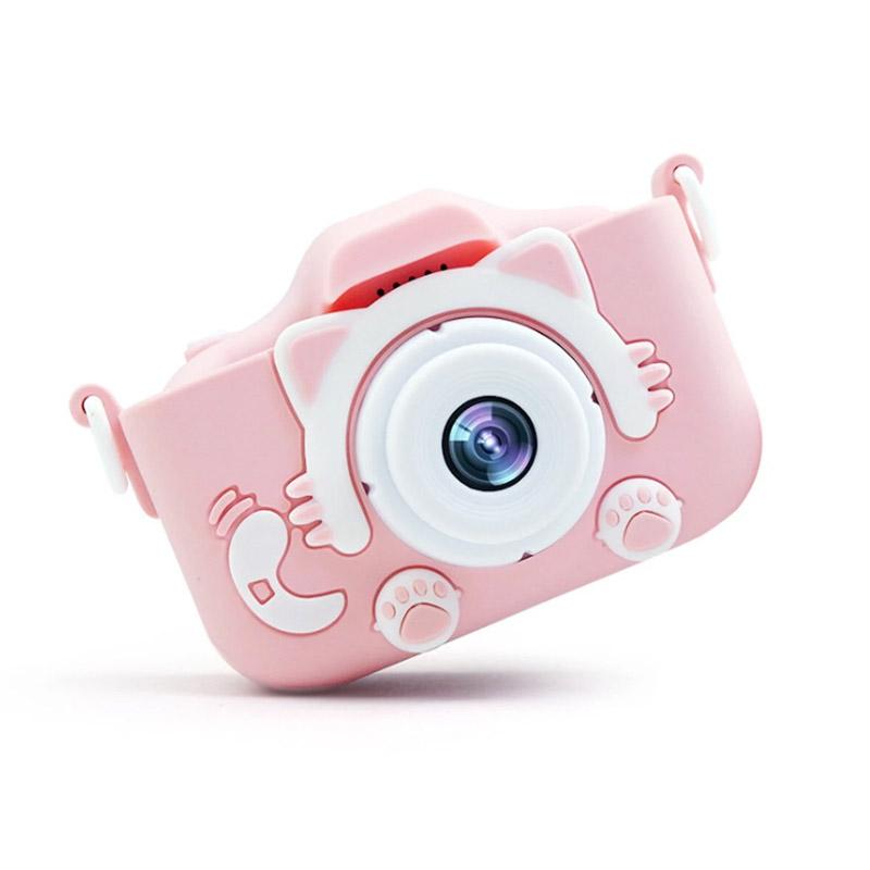 Παιδική Ψηφιακή Φωτογραφική Μηχανή Χρώματος Ροζ SPM 5908222219888-Pink - 5908222219888-Pink