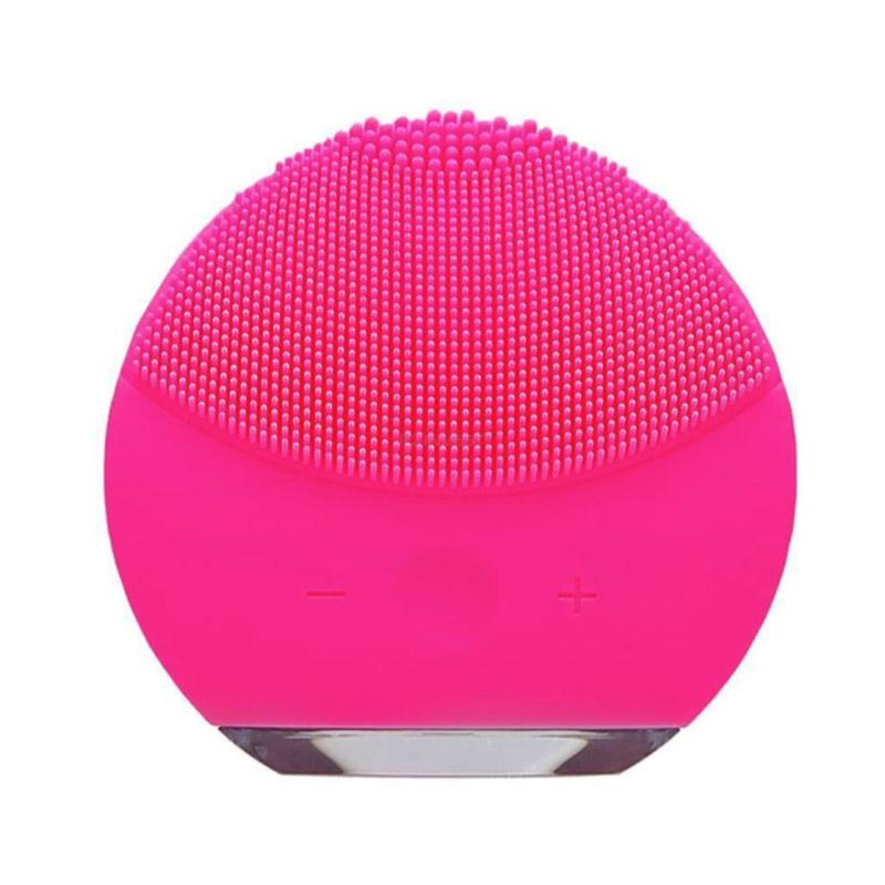 Συσκευή Καθαρισμού και Μασάζ Προσώπου SPM S18-Pink - S18-Pink