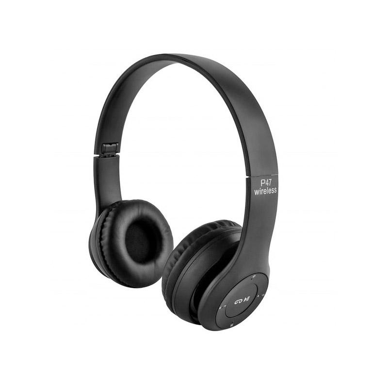 Ασύρματα Ακουστικά Bluetooth P47 SPM P47-Black - P47-Black