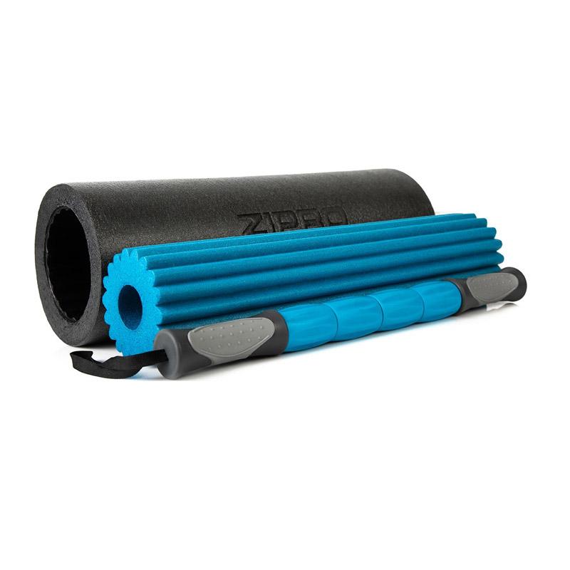 Σετ Μασάζ Yoga 3 τμχ Χρώματος Μπλε Zipro 6413488 - 6413488