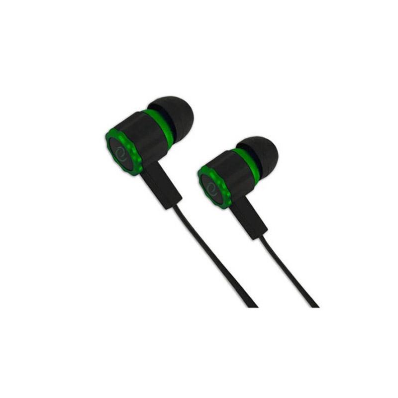 Ακουστικά Ηandsfree 3.5 mm VIPER Χρώματος Πράσινο Esperanza EGH201G - EGH201G