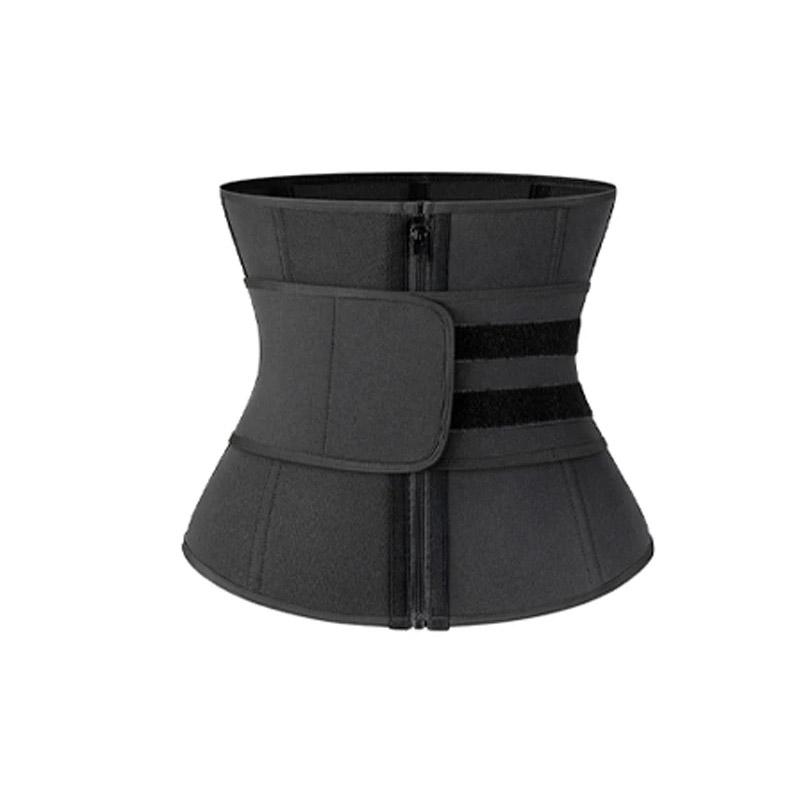 Κορσές Μέσης Αδυνατίσματος και Εφίδρωσης Χρώματος Μαύρο SPM DYN-505905909B - DYN-505905909B
