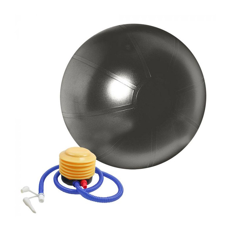 Μπάλα Γυμναστικής 75 cm με Αντλία Αέρα Hoppline HOP1001203 - HOP1001203
