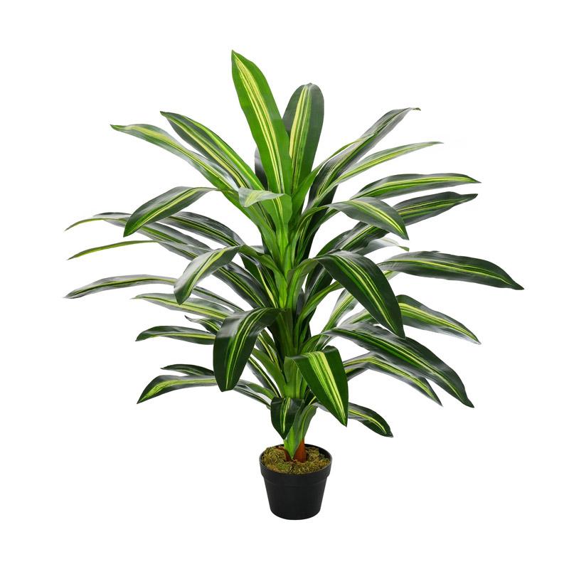 Τεχνητό Φυτό Dracaena 110 cm Outsunny 844-336 - 844-336